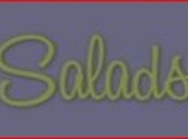 Ham Fettucini Pasta Salad Recipe