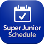 Super Junior Schedule Icon
