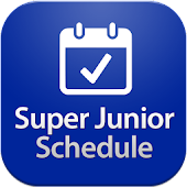 Super Junior Schedule