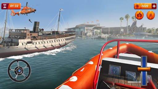 Ship Simulator Cruise Ship Games screenshot 6