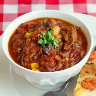 Braised Beef Oven Chili