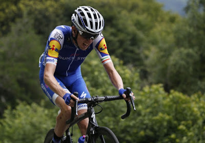 Quick-Step verliest na Kittel nog een Tourtopper