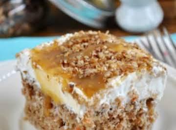 Better Than Easter... Carrot Cake Poke Cake