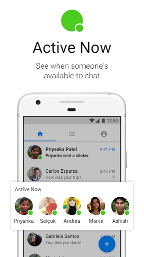 Messenger Lite: Free Calls & Messages  screenshots 4