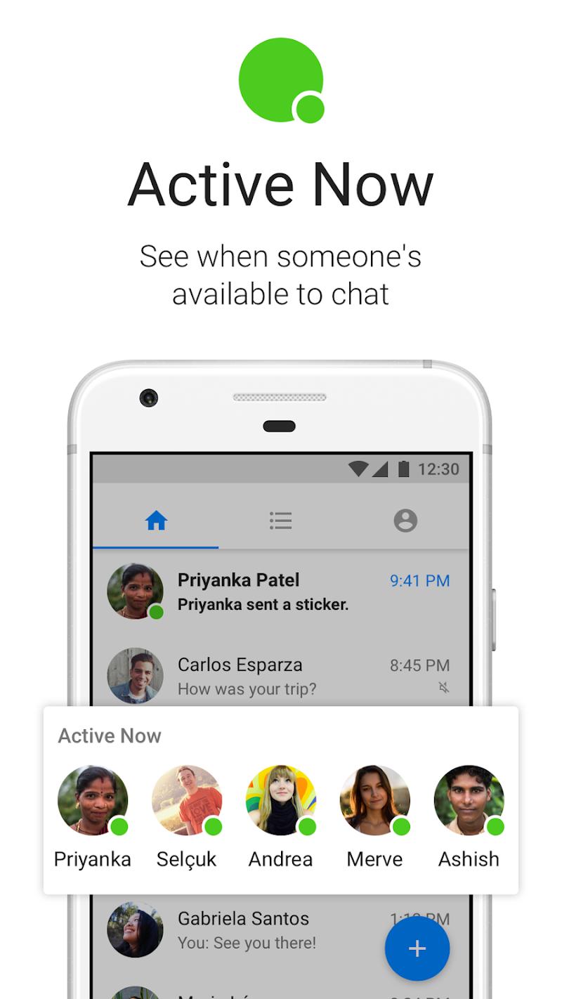 Messenger Lite: Free Calls & Messages Screenshot 5