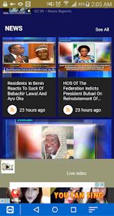ITV Benin - náhled