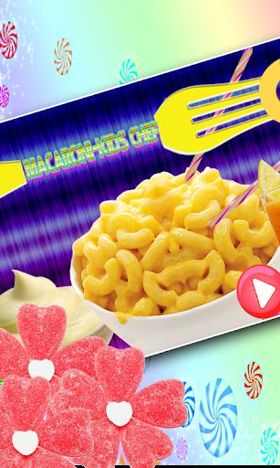 Macaroni Maker - Kids Chef
