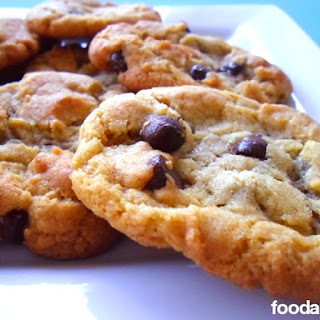 Chewy Browned Butter Chocolate Chip Cookies