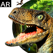 AR Dino Hunting Free :VR/AR Shooting Games