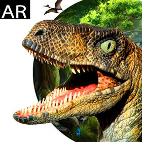 AR Dino Hunting Free: VR / AR Игры стрелялки