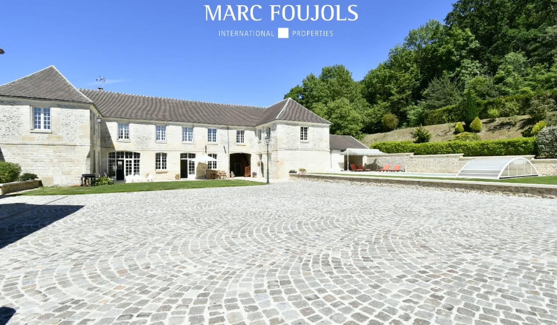 Maison avec piscine Senlis