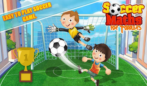 Soccer Maths For Toddlers v1.0.0