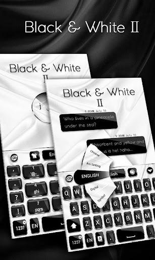Black and White 2 Theme