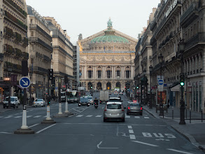 Photo: The Paris Opera House, more properly known as Palais Garnier