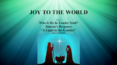 Photo: JOY TO THE WORLD Series: Who Is He In Yonder Stall? Message: Simeon's Response: ''A Light to the Gentiles'' Scripture: Luke 2:22-35 ESV; https://sites.google.com/site/biblicalinspiration1/home/biblical-inspiration-1-series-the-who-is-he-in-yonder-stall-gabriel-answers-he-is-the-son-of-the-most-high-the-moody-church/biblical-inspiration-1-series-who-is-he-in-yonder-stall-the-heavenly-host-s-response-a-savior-who-is-christ-the-lord-the-moody-church/biblical-inspiration-1-series-who-is-he-in-yonder-stall-simeon-s-response-a-light-to-the-gentiles-the-moody-church