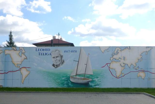 mural Grodzisk Mazowiecki