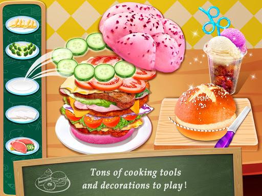 School Lunch Maker! Food Cooking Games 1.6 screenshots 4