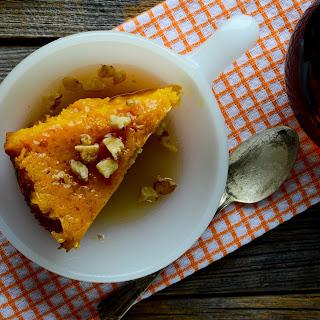 Crock Pot Pumpkin Dump Cake.