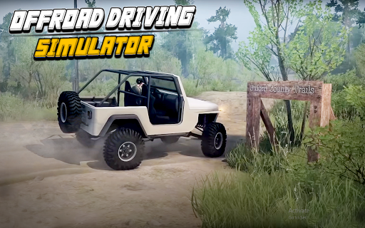 Code Triche Offroad Driving Simulation 4x4 Land Cruiser Xtreme APK MOD screenshots 4