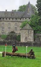 Photo: More of the horse trials at Ch. de Pompadour