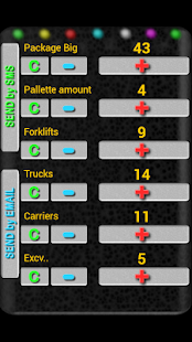 Multi Counter & Report Sender screenshot