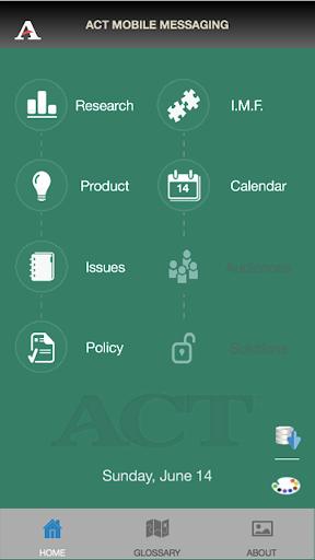 ACT Messaging App