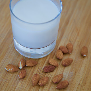 Home Made Almond Milk