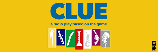 Clue: A radio play based on the game