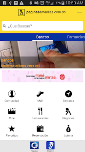 PaginasAmarillasRD Android- screenshot thumbnail