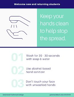 Clean Hands - COVID-19 item
