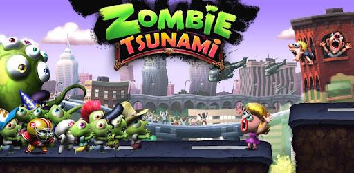 Zombie tsunami app su google play
