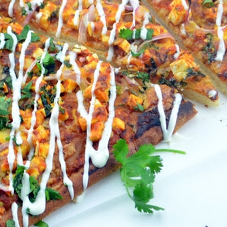Tomato Cilantro Pizza Recipes