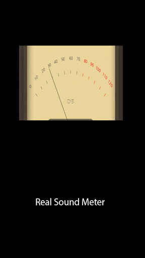 real sound meter