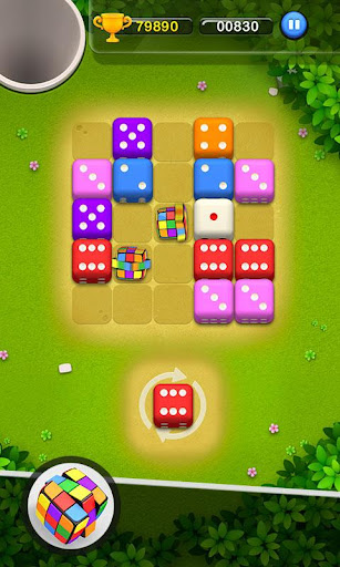 Fantastic Dice - Merge Puzzle - screenshot