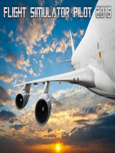 Flight Simulator Pilot 2016