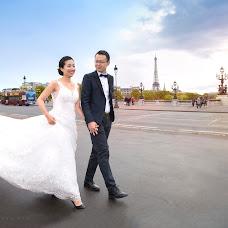 Wedding photographer Jenny Cuvereaux (Jenny). Photo of 16.01.2018