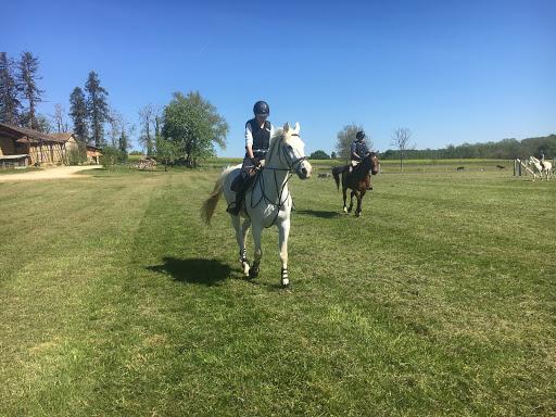 Cours d'équitation Au Galauzoue-Gers