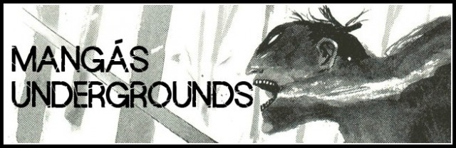 Coluna do Mangas Undergrounds no Gyabbo!