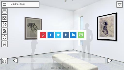 Exhibbit 3d virtual art gallery screenshot 22