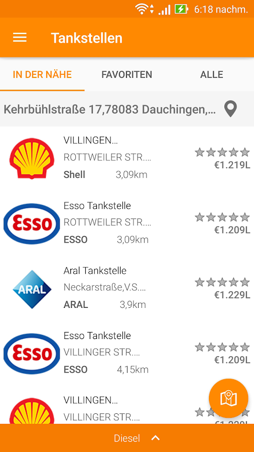 CarbookPlus – Screenshot