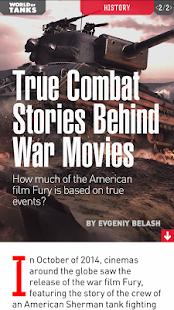 World of Tanks Magazine (EN)- screenshot thumbnail