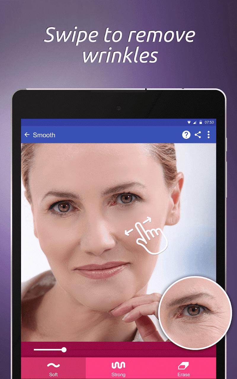 Photo Editor & Perfect Selfie Screenshot 10
