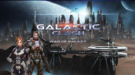 Galaxy Clash: Evolved Empire  screenshots 9