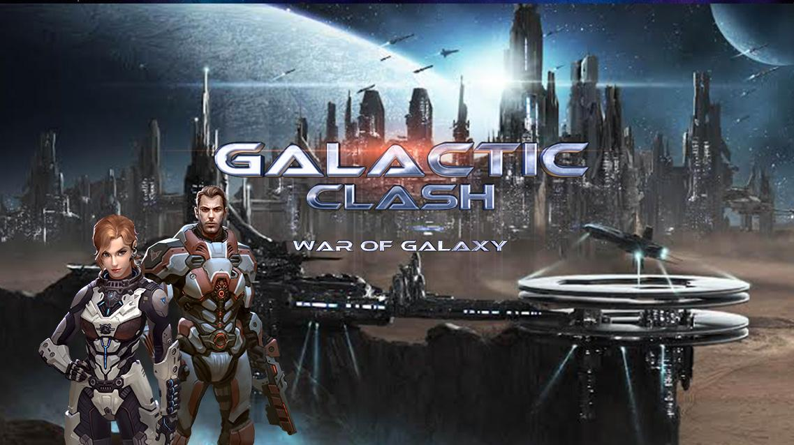 Galaxy Clash: Evolved Empires- screenshot