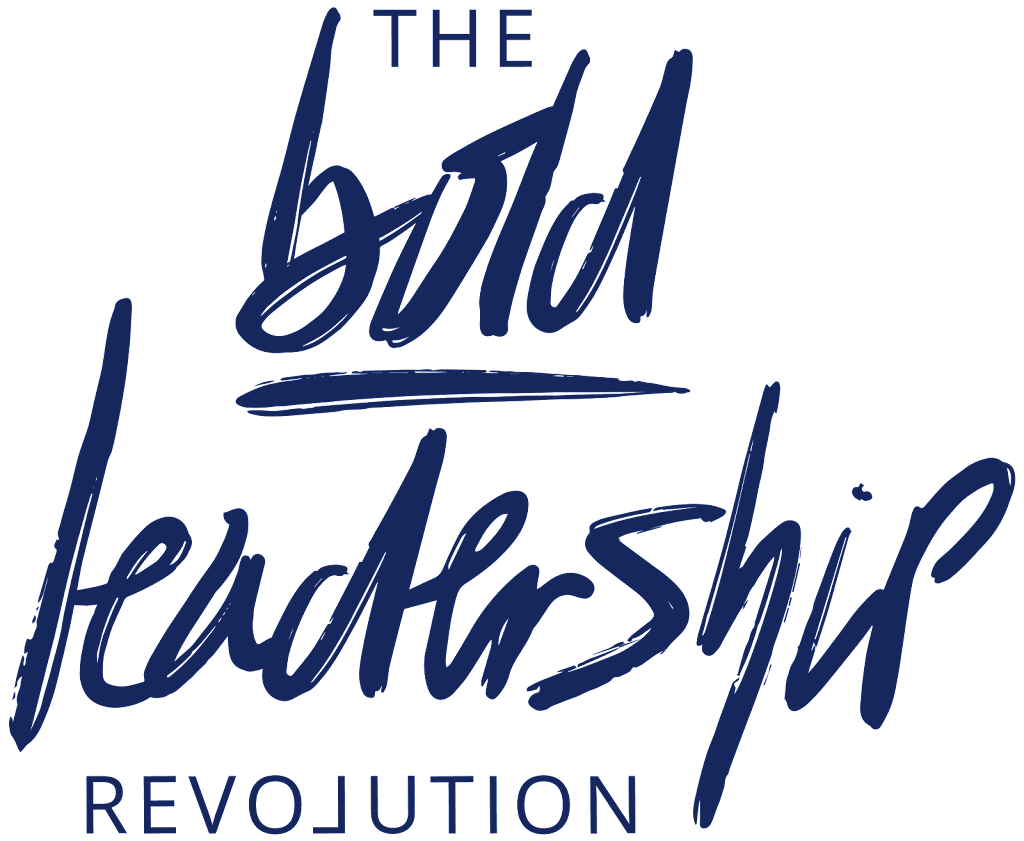 bold leadership revolution