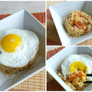 Rice Cooker Whole Tomato Rice with a Healthier Twist (with Step-by-Step Pics)
