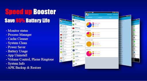 365 Clean - Master Booster HTC