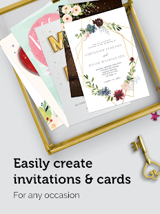 App Invitation Card Maker Free by Greetings Island APK for Windows Phone