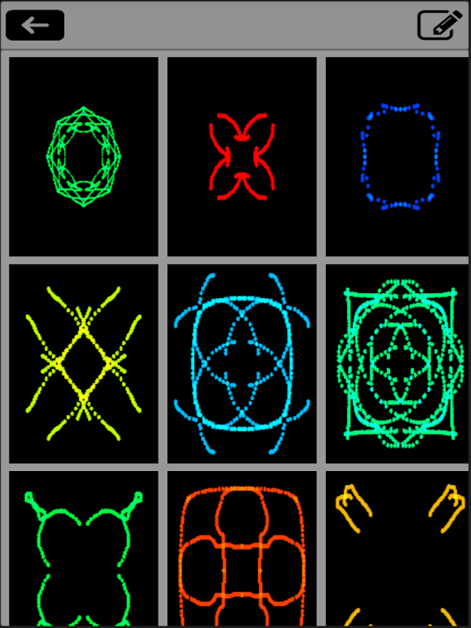 Kaleidoscope Magic Drawing 3d Android Apps On Google Play