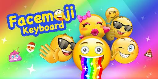 Facemoji Emoji Keyboard-Custom Keyboard,Theme,GIF  9